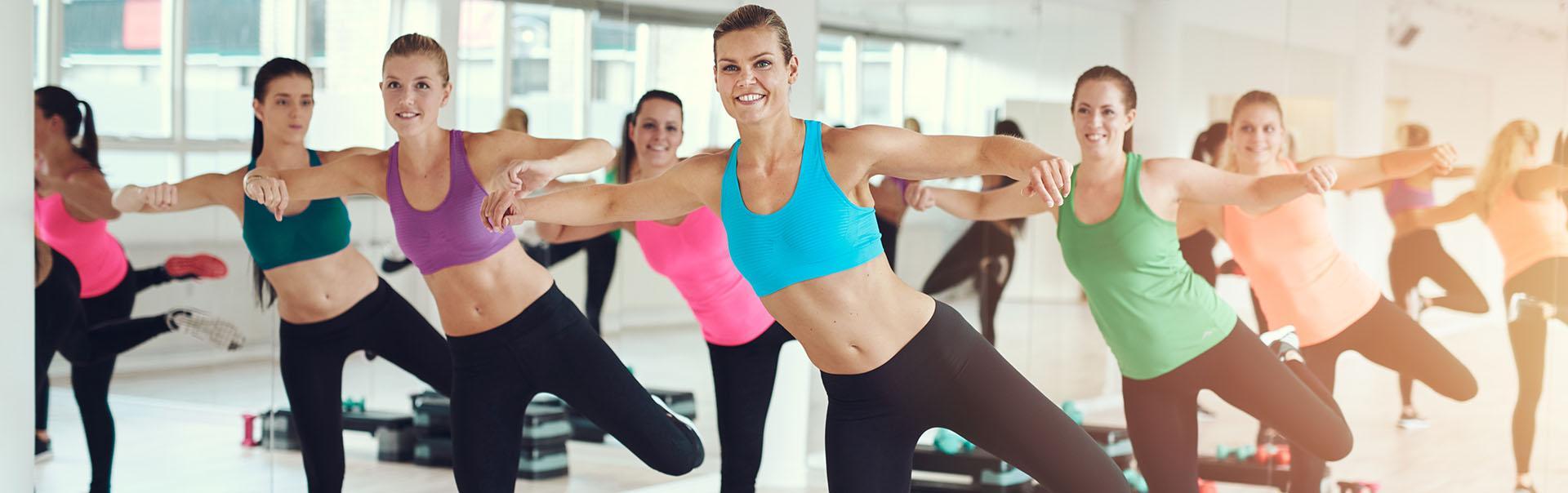 Online Aerobics Classes | Aerobic Workouts
