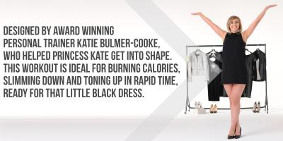 Katie Bulmer-Cooke, Little Black Dress Workout, GymCube