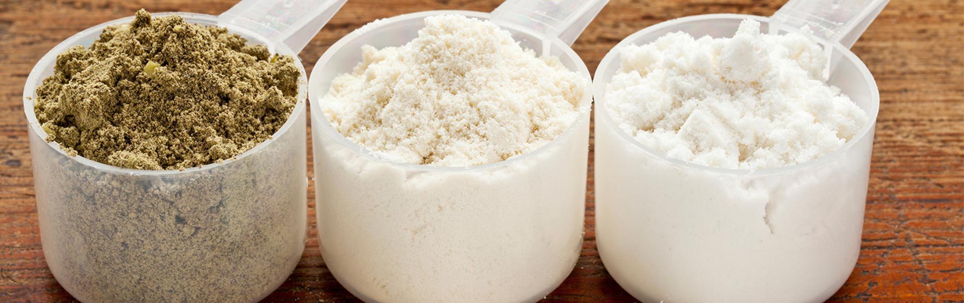 Protein Powder Measurements