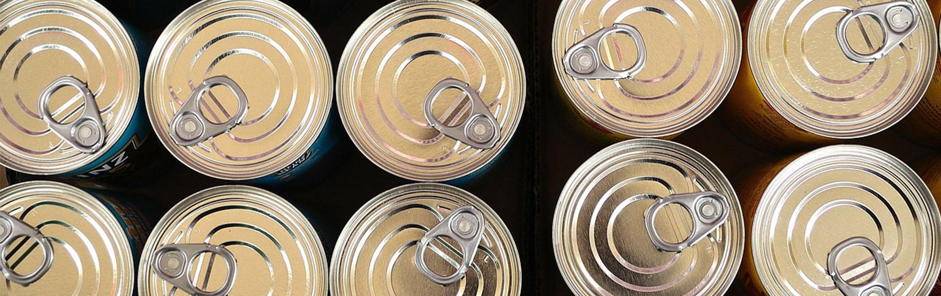 Cupboard ingredients canned measurements