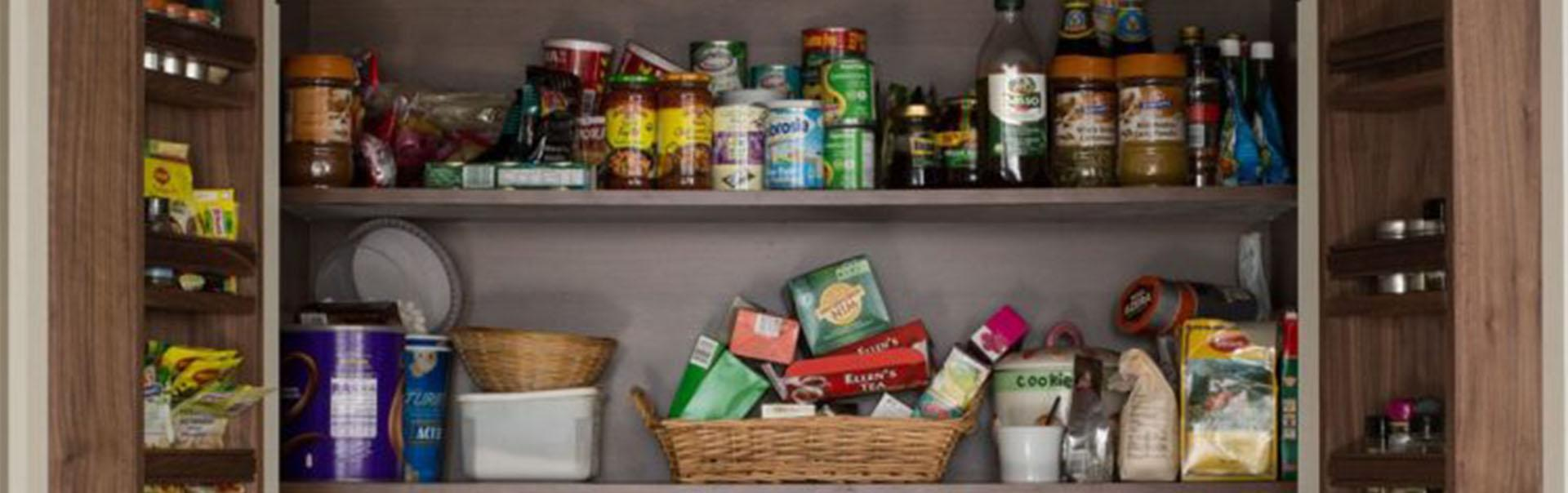Cupboard ingredients other.