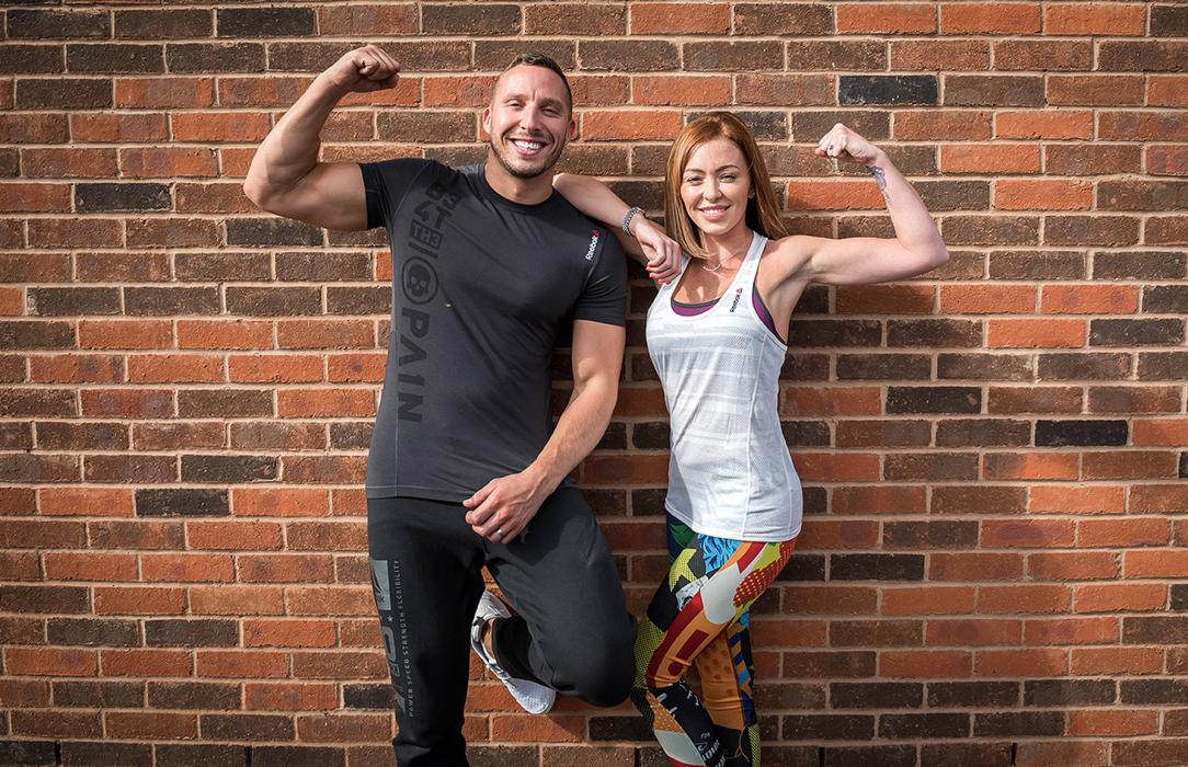 Kevin Foster-Wiltshire, Natasha Hamilton, Closer Magazine, Trainer, Coach, Personal Trainer, Fitness Instructor, GymCube