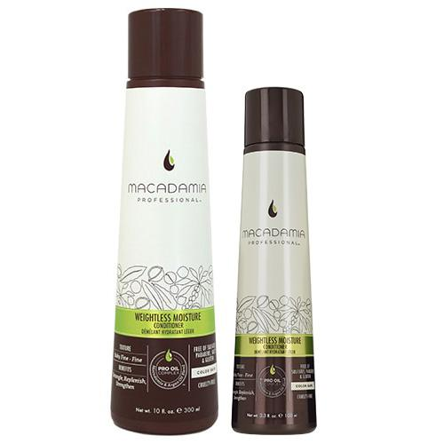 Macadamia Nature Oil Professional Weightless Moisture Conditioner