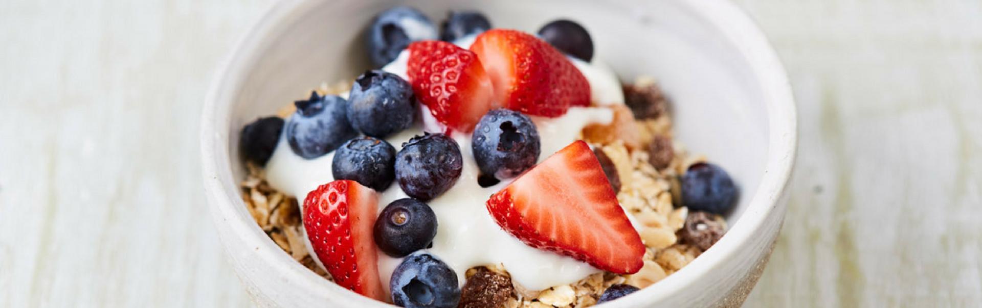oaty fruity cereal