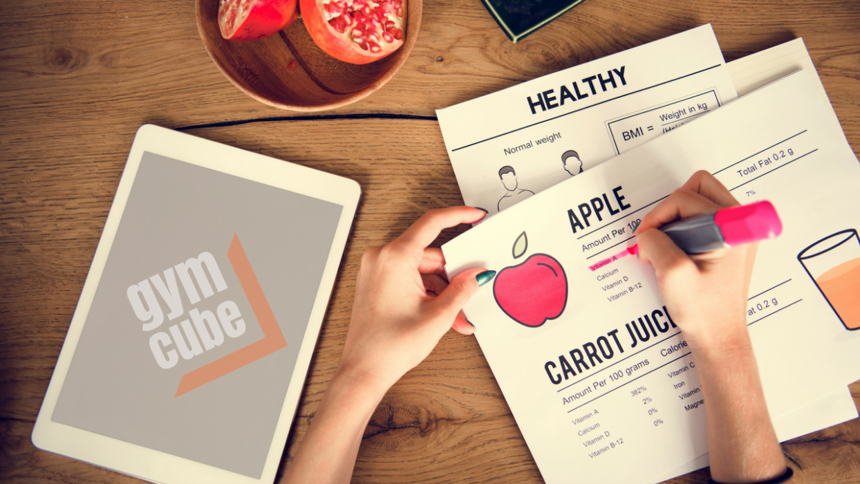 The Nutrition Journey