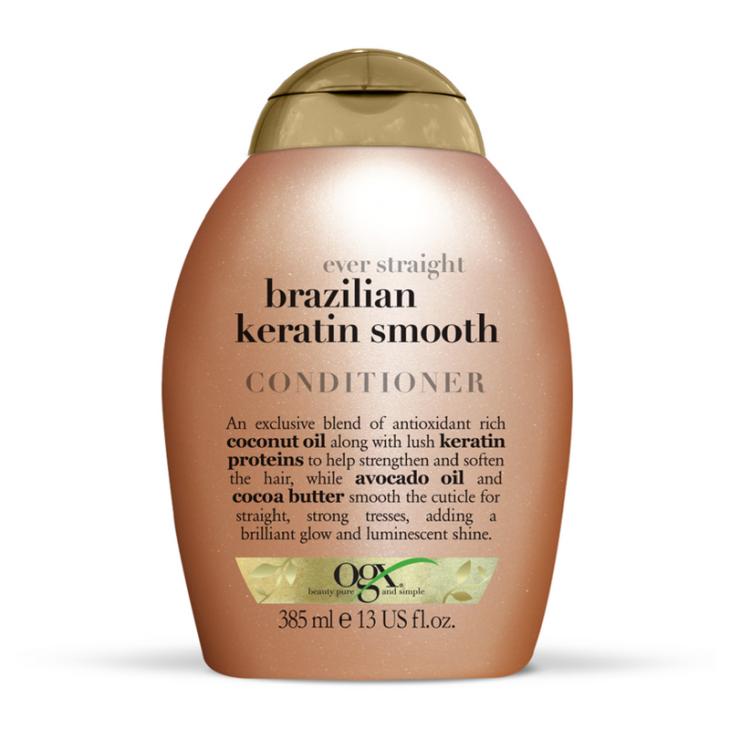 OGX® Brazilian Keratin Smooth Conditioner 385ml