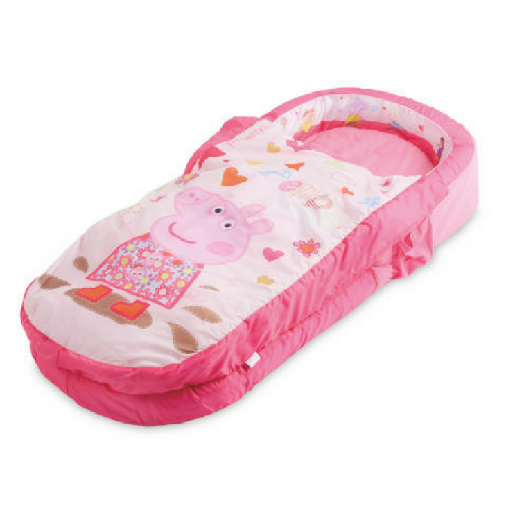 Peppa Pig Blow Up Bed.png