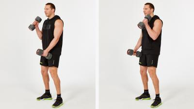 GymCube, exercise library, kevin foster-wiltshire, online fitness, workouts, videos, Alternating-hammer-curl