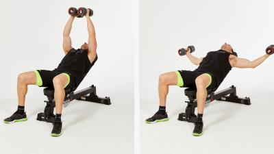 GymCube, exercise library, kevin foster-wiltshire, online fitness, workouts, videos, incline-dumbbell-fly