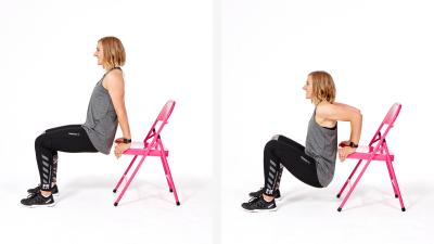 Bodyweight-Chair-Dips
