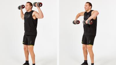 GymCube, exercise library, kevin foster-wiltshire, online fitness, workouts, videos, Cuban press