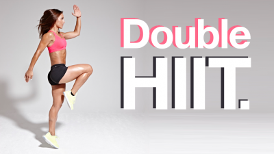 GymCube, Double HIIT Series, Home Workouts, Exercise Videos, Sandra Radav, Lisa Welham