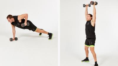 GymCube, exercise library, kevin foster-wiltshire, online fitness, workouts, videos, Man makers