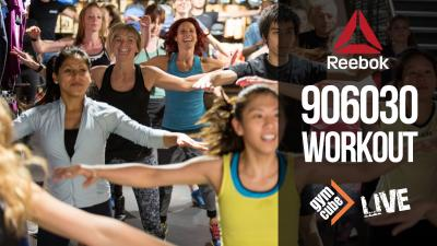 GymCube, Live Videos, Exercise, Workouts, Fitness, Online, Reebok